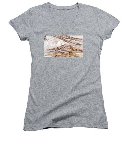 Time Has Come Today Women's V-Neck