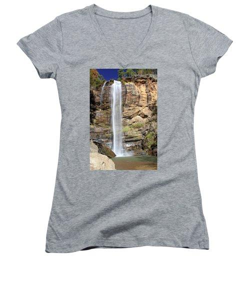 Toccoa Falls, Georgia, U.s.a Women's V-Neck