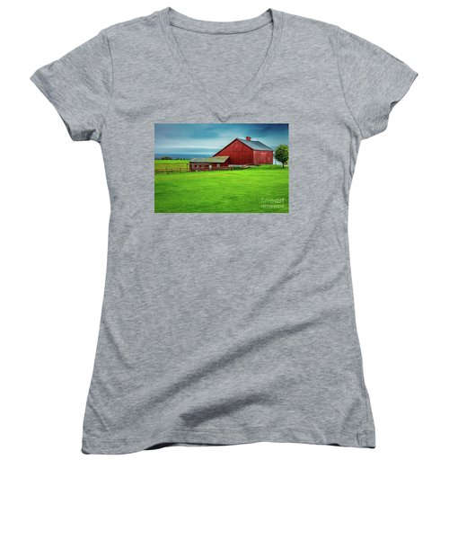 Tug Hill Farm Women's V-Neck