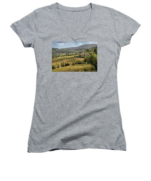 Tuscan Valley Women's V-Neck