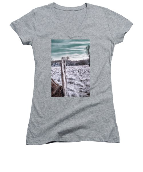 Two Posts Women's V-Neck