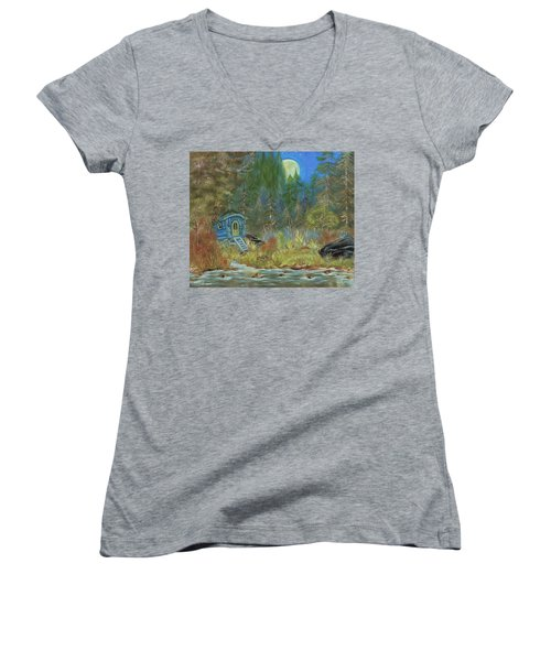 Vardo Dreams Women's V-Neck