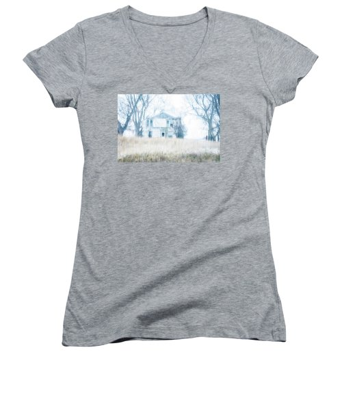 Weathered Women's V-Neck