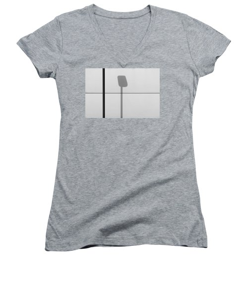 Yorkshire Abstract 3 Women's V-Neck