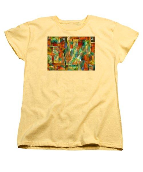 53 Doors Women's T-Shirt (Standard Cut) by RC deWinter