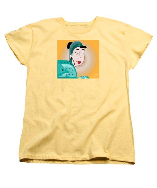 Women's T-Shirt (Standard Cut) featuring the digital art Dream by Iris Gelbart