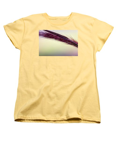 Women's T-Shirt (Standard Cut) featuring the photograph A Gentle Breeze by Heidi Smith