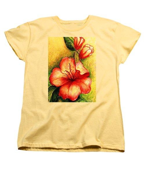 A Harbinger Of Springtime Women's T-Shirt (Standard Cut) by Hazel Holland