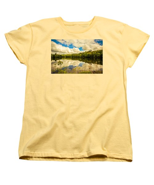 After The Storm Women's T-Shirt (Standard Cut) by Sherman Perry