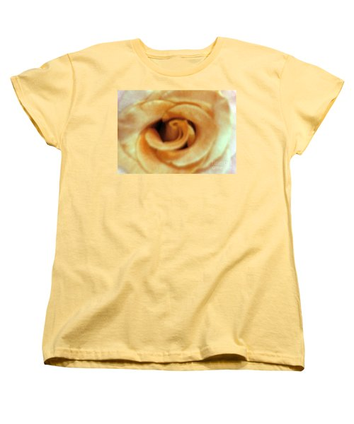 Airbrush Rose Women's T-Shirt (Standard Cut) by Joseph Baril