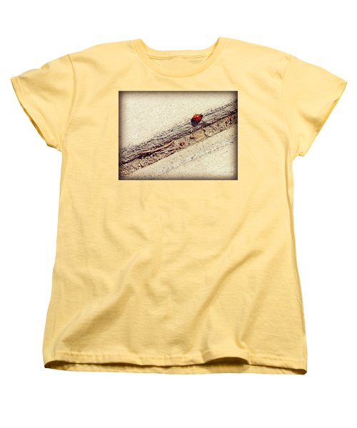 Arduous Journey Women's T-Shirt (Standard Cut) by Meghan at FireBonnet Art