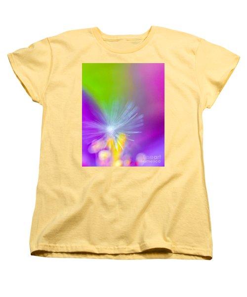 Beautiful Blur Women's T-Shirt (Standard Cut) by David Perry Lawrence
