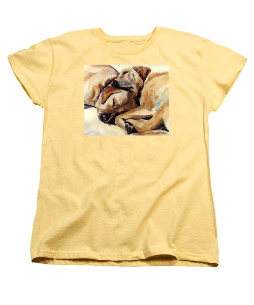 California Dreamers Women's T-Shirt (Standard Cut) by Molly Poole