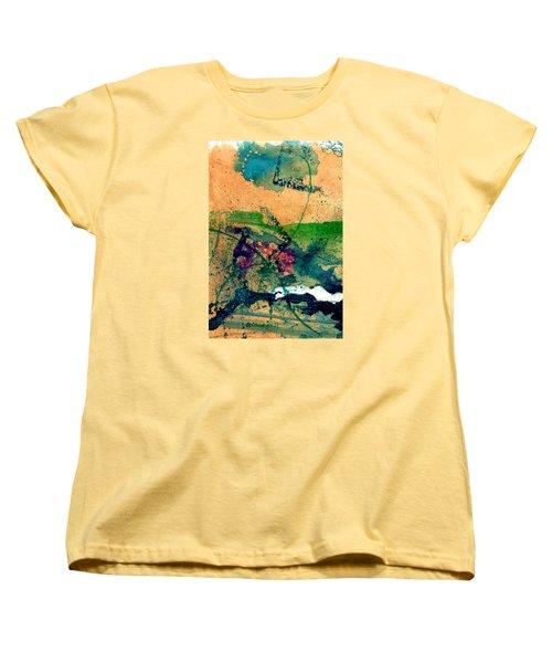 Celebration Women's T-Shirt (Standard Cut) by Becky Chappell