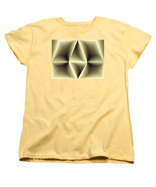 Composition 192 Women's T-Shirt (Standard Cut) by Terry Reynoldson