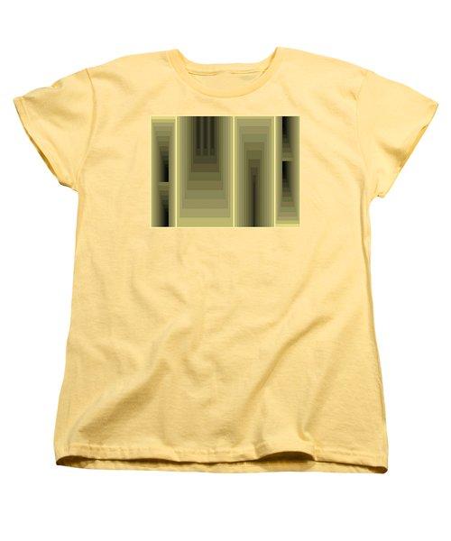 Composition 80 Women's T-Shirt (Standard Cut) by Terry Reynoldson