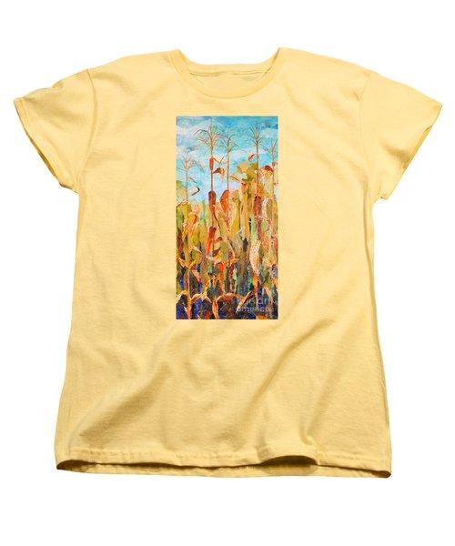 Corny Women's T-Shirt (Standard Cut)