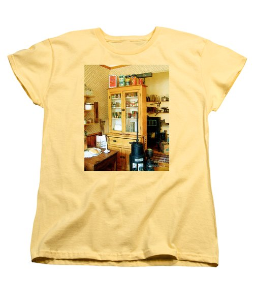 Country Kitchen Sunshine IIi Women's T-Shirt (Standard Cut) by RC deWinter