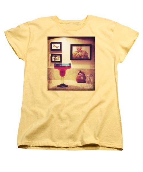 Women's T-Shirt (Standard Cut) featuring the photograph Date With Self by Meghan at FireBonnet Art