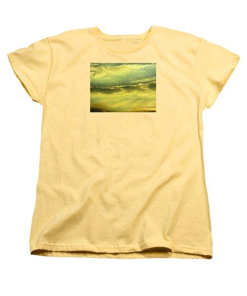 Day Is Done Women's T-Shirt (Standard Cut) by Joy Hardee