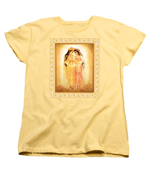 Divine Love Women's T-Shirt (Standard Cut) by Ananda Vdovic