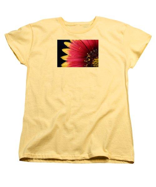 Women's T-Shirt (Standard Cut) featuring the photograph Fire Spokes by Paul Rebmann