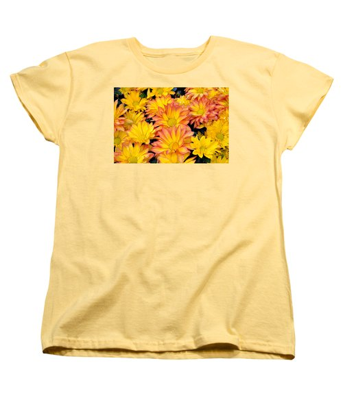 Flower  Women's T-Shirt (Standard Cut) by Gandz Photography