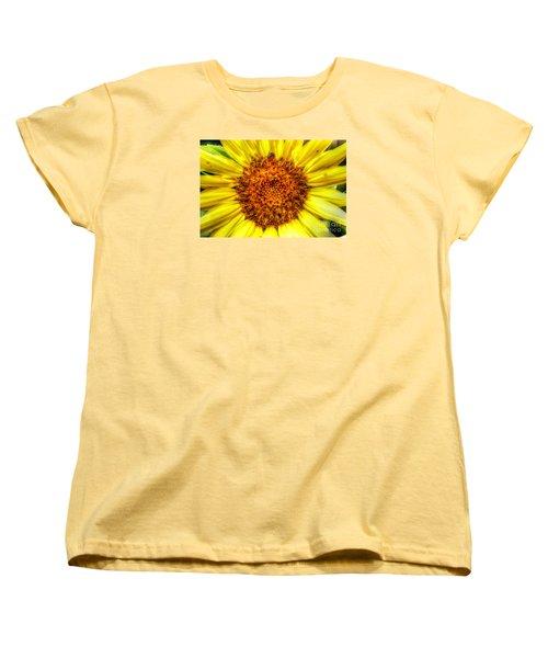 Flower Power Women's T-Shirt (Standard Cut) by Tina  LeCour