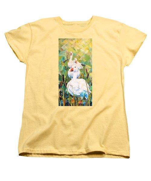 Follow The Leader Women's T-Shirt (Standard Cut)