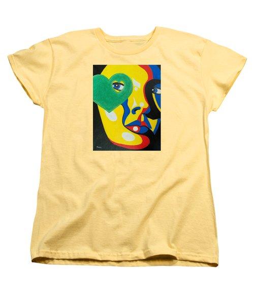 Follow Your Heart Women's T-Shirt (Standard Cut)