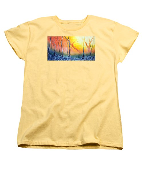 Found Women's T-Shirt (Standard Cut) by Meaghan Troup