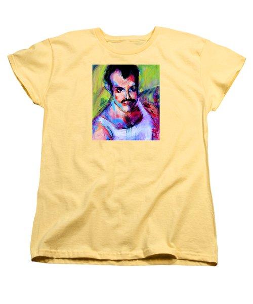 Freddy Women's T-Shirt (Standard Cut) by Les Leffingwell