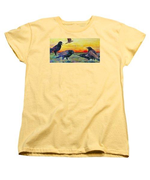 Frenemies Women's T-Shirt (Standard Cut)