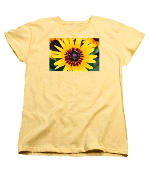 Gloriosa Daisy Women's T-Shirt (Standard Cut) by Denyse Duhaime