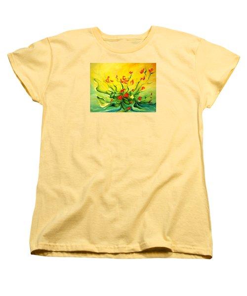 Glorious Women's T-Shirt (Standard Cut) by Teresa Wegrzyn