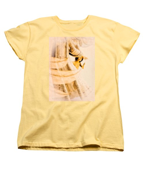 God Bless This Child Women's T-Shirt (Standard Cut) by Bob Orsillo