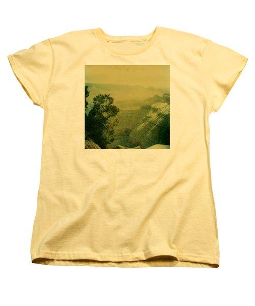 Grand Canyon Women's T-Shirt (Standard Cut) by Amazing Photographs AKA Christian Wilson