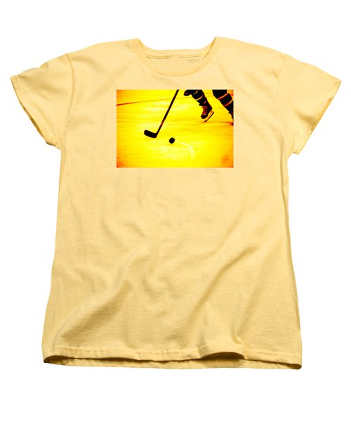 Handling It Women's T-Shirt (Standard Cut) by Karol Livote
