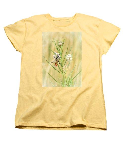 Hanging On Women's T-Shirt (Standard Cut)