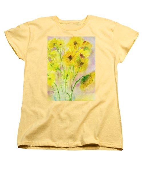 Hazy Summer Women's T-Shirt (Standard Cut)