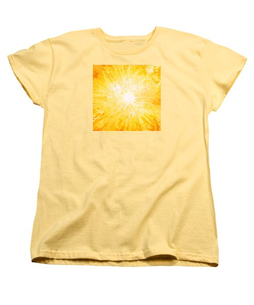 Here Comes The Sun Women's T-Shirt (Standard Cut) by Kume Bryant