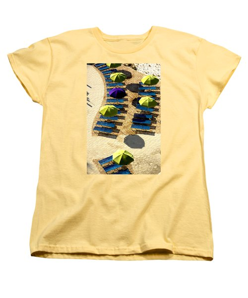 Holiday Women's T-Shirt (Standard Cut) by Kathy Bassett