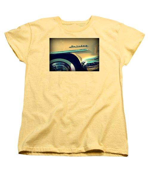 Women's T-Shirt (Standard Cut) featuring the photograph Holiday by Valerie Reeves