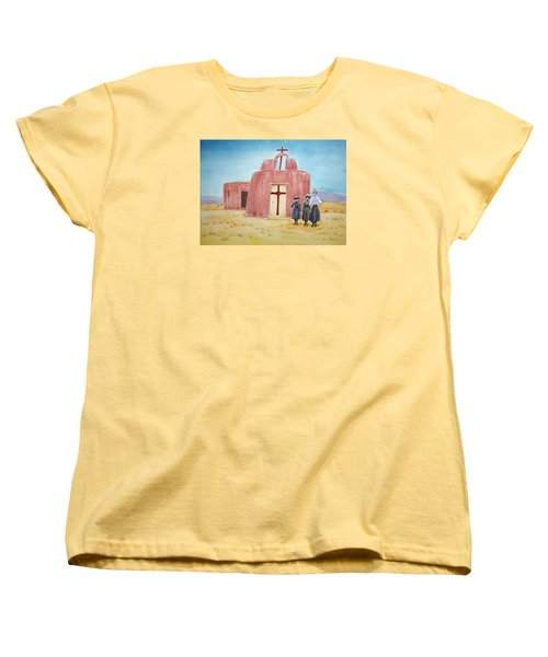 In Old New Mexico II Women's T-Shirt (Standard Cut) by Michele Myers