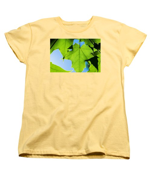 In The Cooling Shade - Featured 3 Women's T-Shirt (Standard Cut) by Alexander Senin