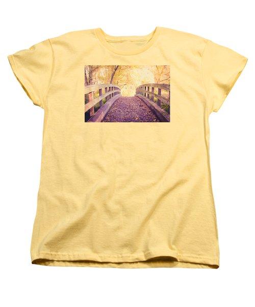 Into The Light Women's T-Shirt (Standard Cut)