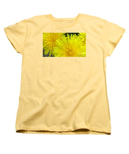Just Dandy Women's T-Shirt (Standard Cut) by Janice Westerberg