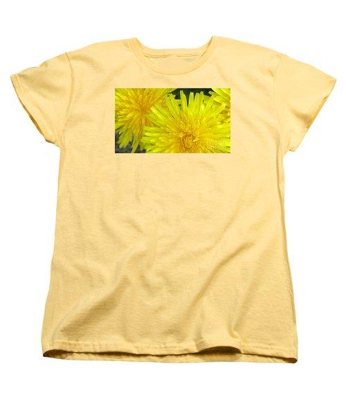Women's T-Shirt (Standard Cut) featuring the photograph Just Dandy by Janice Westerberg