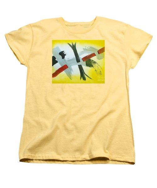 Kokan Women's T-Shirt (Standard Cut) by Roberto Prusso
