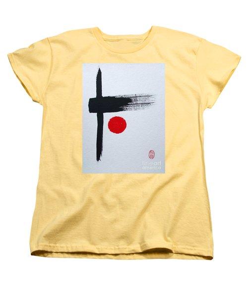 Kyosaku Women's T-Shirt (Standard Cut) by Roberto Prusso